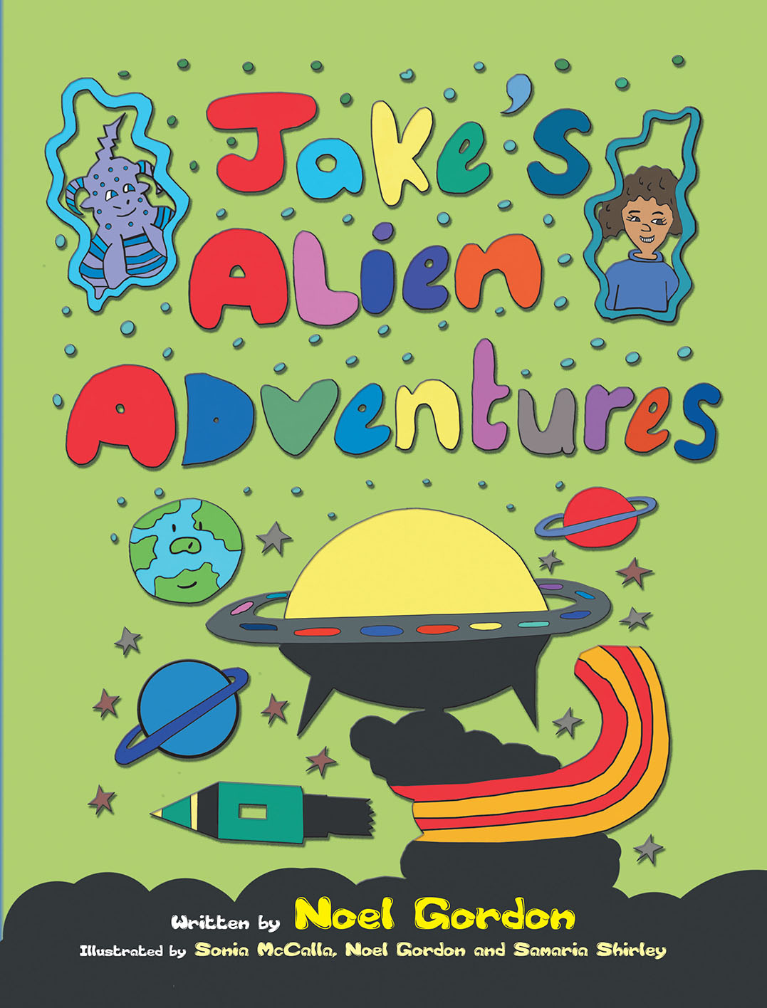 Jake's Alien Adventures